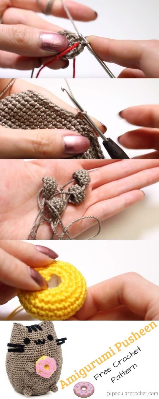Pusheen the Cat Crochet