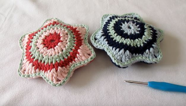 pin cushion crochet