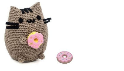 Pusheen Cat Crochet
