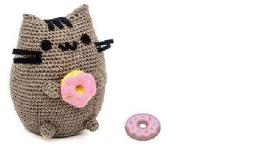 Pusheen Cat Crochet