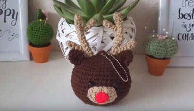 Christmas Reindeer Crochet