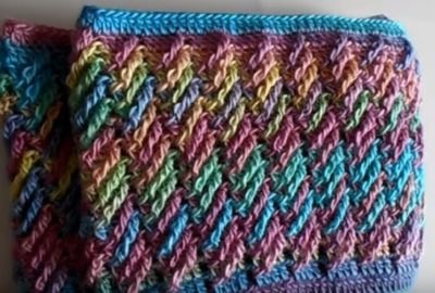 Crochet Scarf 1