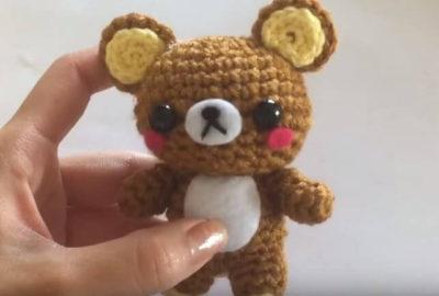 Rilakkuma Plushie Crochet.