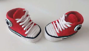 Converse Baby Sneakers 7