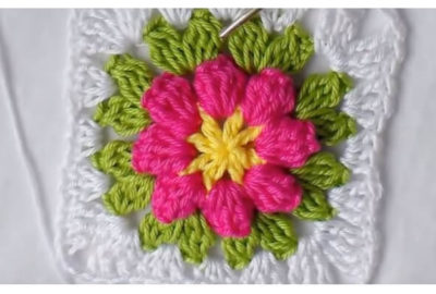 Crochet a Heart for your Valentine 6
